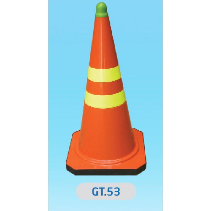 Cọc giao thông nhỏ dạ quang GT.53