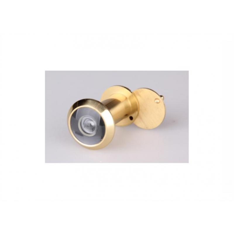 Mắt thần cho cửa gỗ 35-55mm đồng bóng 959.03.058