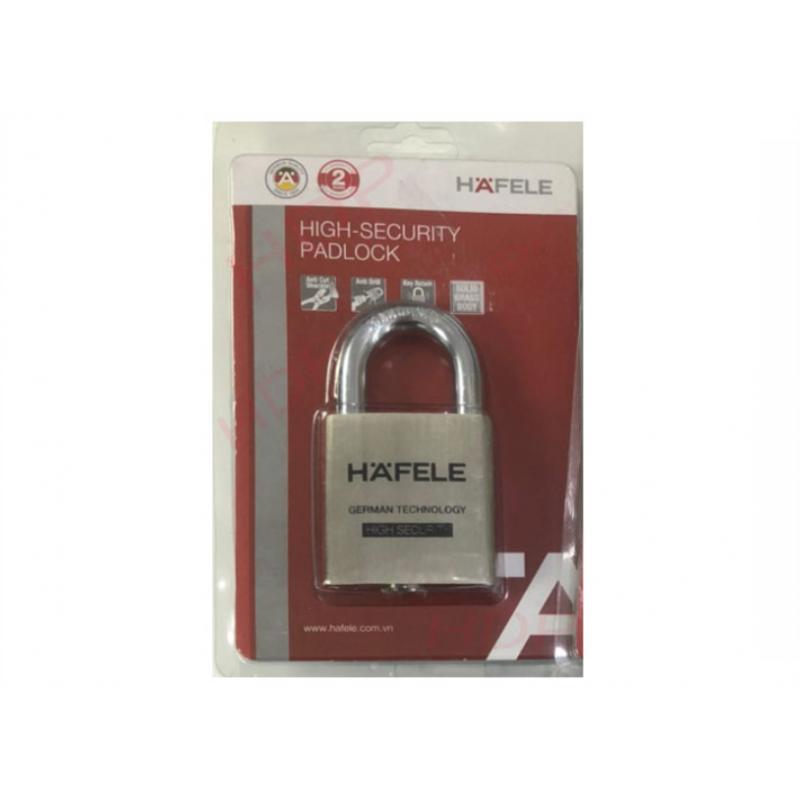Ổ khóa treo Hafele còng 10mm 482.01.971