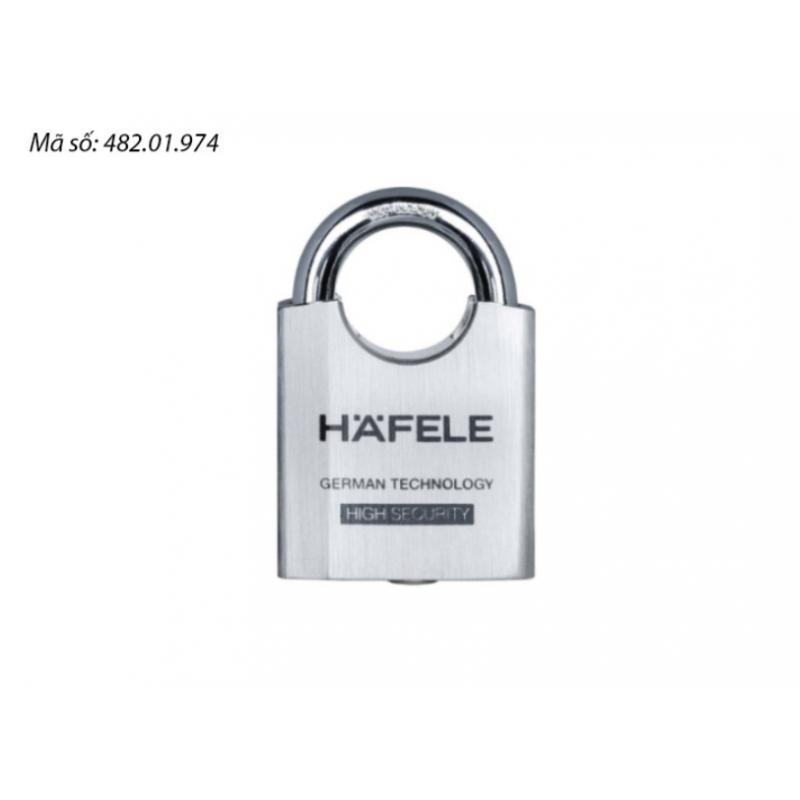 Ổ khóa treo Hafele còng 8mm 482.01.974