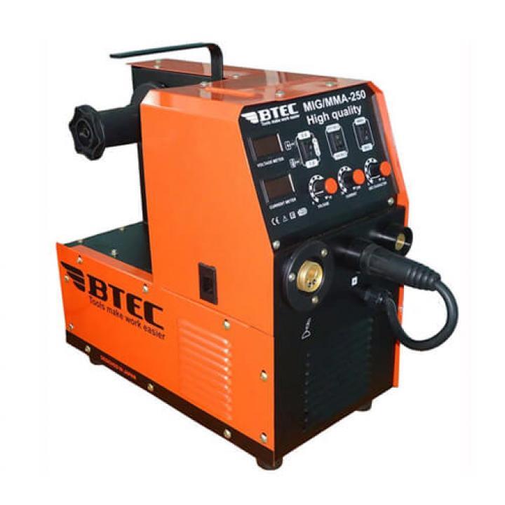 Máy hàn Cuộn dây CO2 Btec MIG/MMA 250B