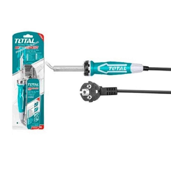 Mỏ hàn chì 50/T Total TET2606 công suất vào 60W
