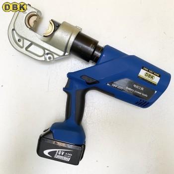 Kìm bấm cos thủy lực DBK EZ-400 dùng pin