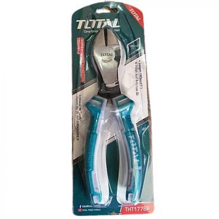 Kềm cắt đầu nặng Total THT1776P