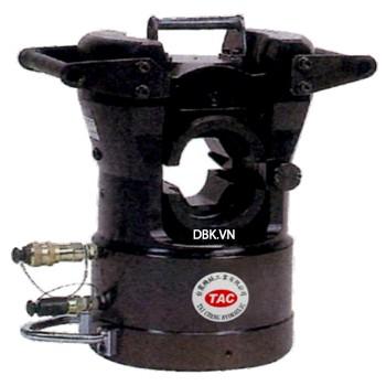 Đầu bấm cos thủy lực 2 chiều TAC CO-200S kèm 1 cặp khuôn