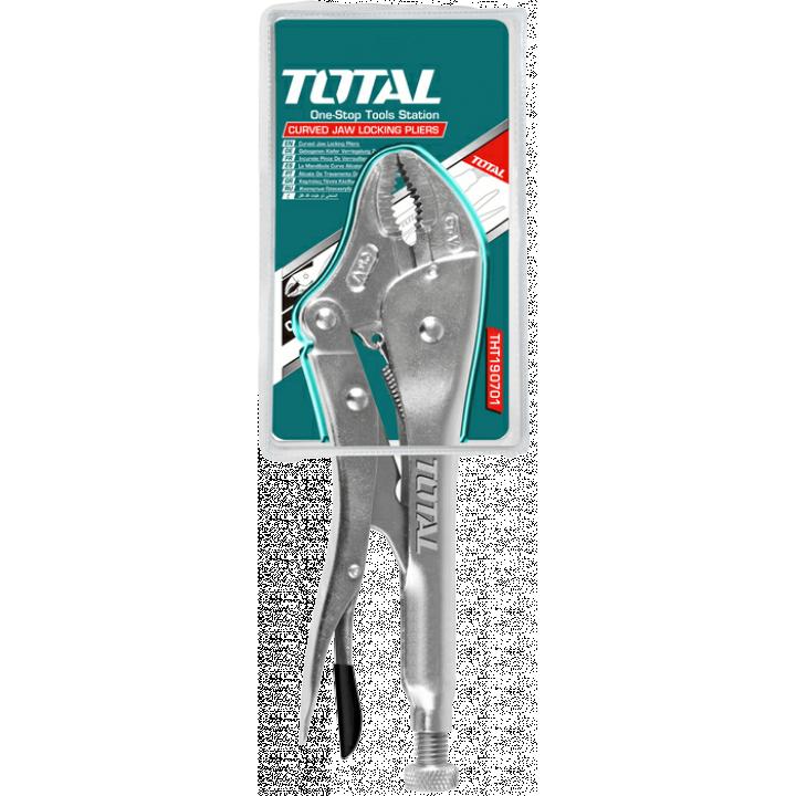 Kìm bấm khóa Total THT191003 10 inch