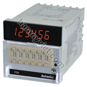 Bộ đếm Autonics FX6