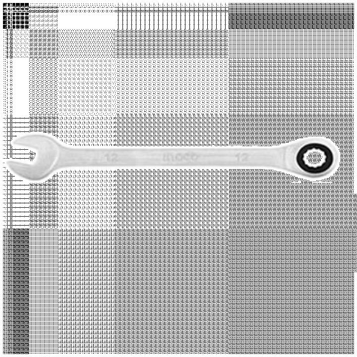 Cờ lê miệng vòng 2 chiều Total TCSPAR101 10 mm