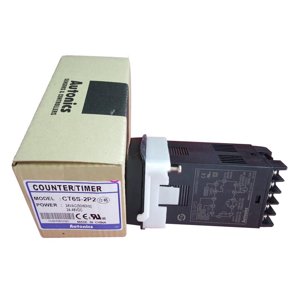 Bộ đếm Autonics CT6S-2P2