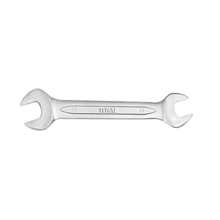 Cờ lê 2 đầu miệng Total TDOES06071 6x7 mm