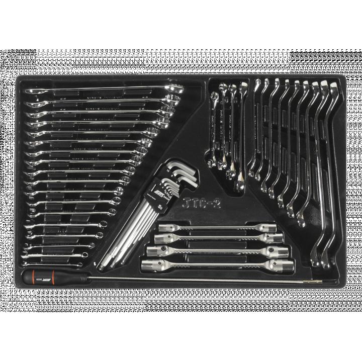 Bộ dụng cụ – 45 chi tiết JTC