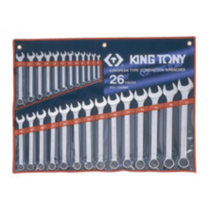 Bộ vòng miệng hệ mét Kingtony 1226MR