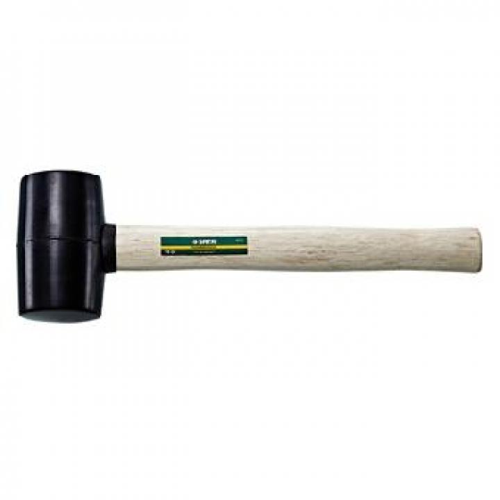 Búa đầu cao su cán gỗ Sata 92912ME