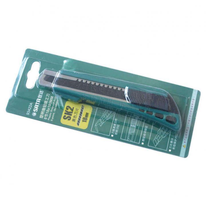 Dao rọc giấy chuyên dụng 18mm SATA 93422A