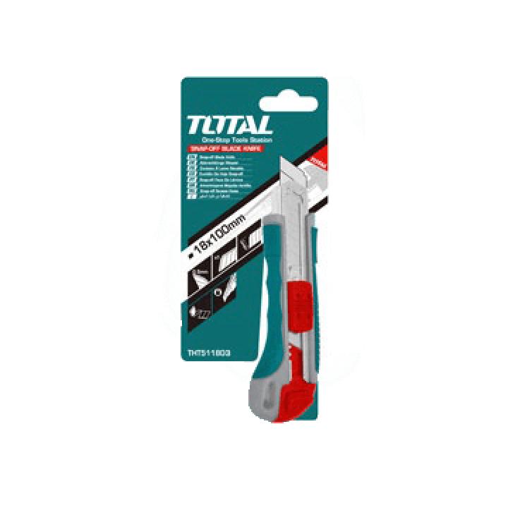Dao rọc giấy 96/T Total THT511803 168 mm