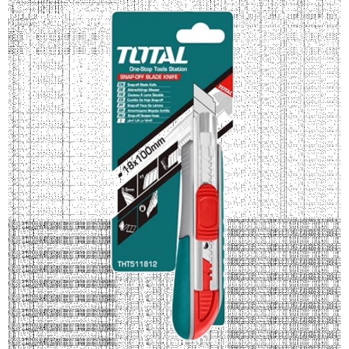 Dao rọc giấy 96/T Total THT511812 178 mm