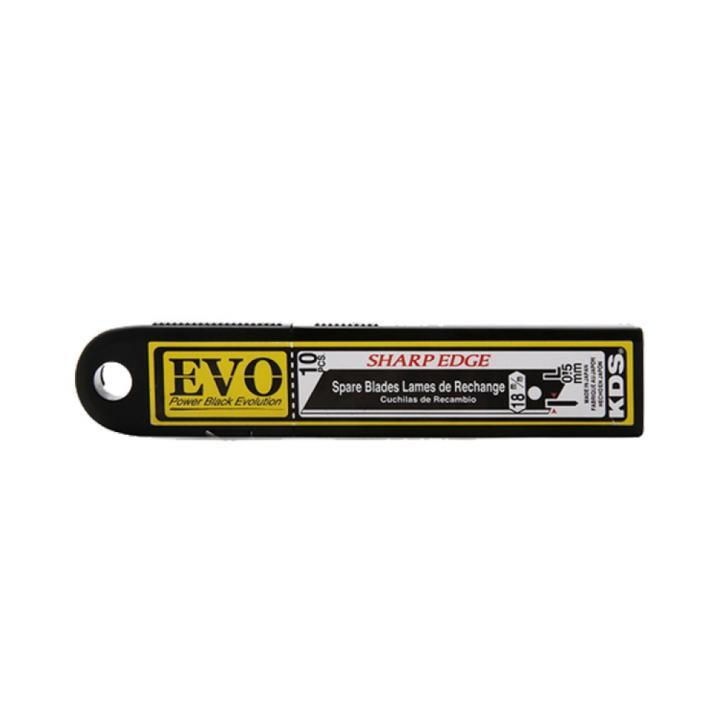 Lưỡi dao cho dao L-22 (Hộp 10 cái) KDS LB-10BNL/LB-10BNL EVO