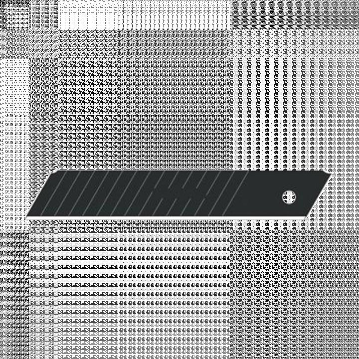 Lưỡi dao cho dao L-22 (Hộp 10 cái) KDS LB-10BW EVO/LB-10BWZ
