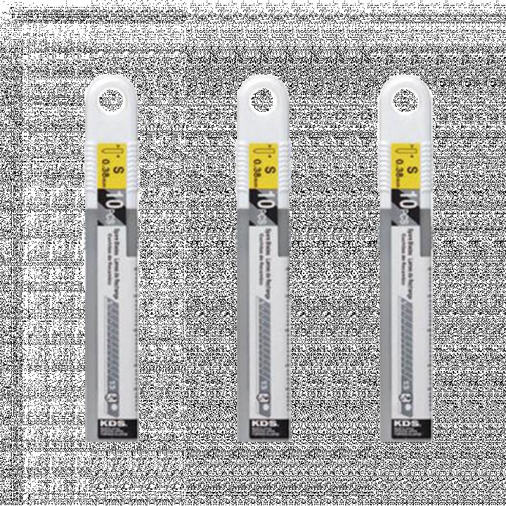 Lưỡi dao cho dao S-18 (Hộp 10 cái) KDS SB-10H