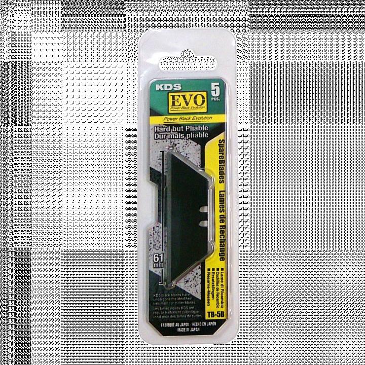 Lưỡi dao cao cấp cho dao SA ( 5 cái/hộp) KDS TB-5B