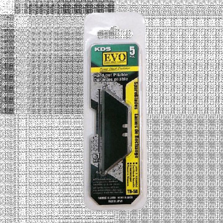 Lưỡi dao cao cấp cho dao SA ( 50 cái/hộp ) KDS TB-50B