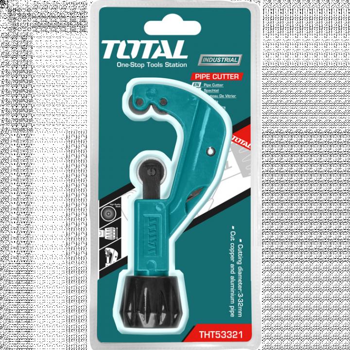 Dao cắt ống đồng nhôm Total THT53321 3-32 mm