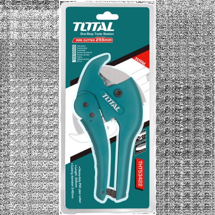 Dao cắt ống nhựa PVC Total THT53422 225 mm