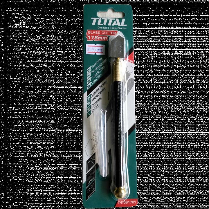 Dao cắt kiếng 120/T Total THT561781 178 mm