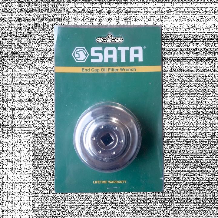 Đầu tuýp mở lọc dầu Sata 97406 90mm