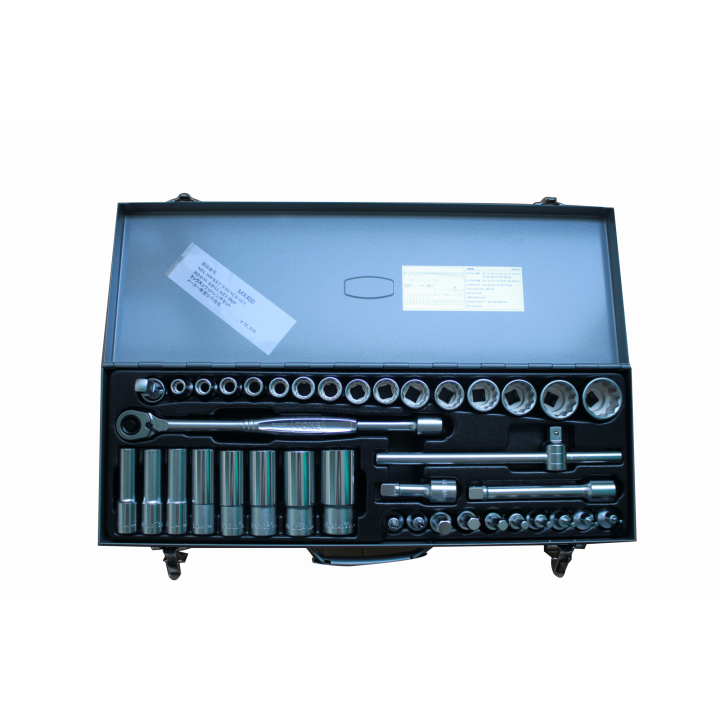 Bộ đầu khẩu đầu tuýp TONE MX400