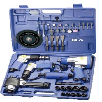 Bộ máy đục, máy mài cắt, máy vặn vít, máy vặn bu lông RONGPENG RP7843