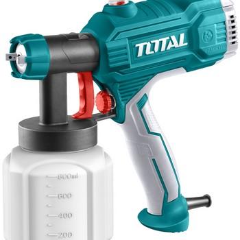 350W Súng phun sơn dùng điện Total TT3506