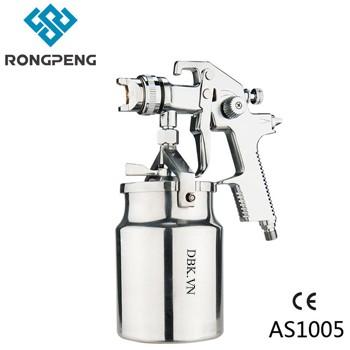 Súng phun sơn áp suất thấp 1000cc RONGPENG AS1005