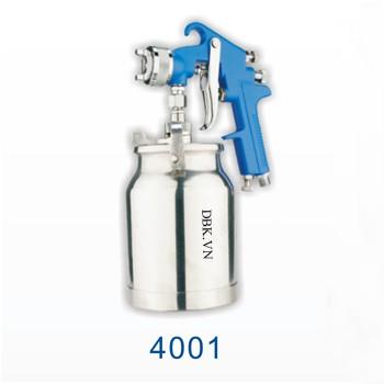 Súng phun sơn áp suất cao 1000cc RONGPENG 4001