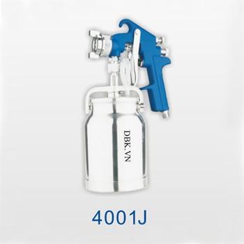 Súng phun sơn áp suất cao 1000c RONGPENG 4001J
