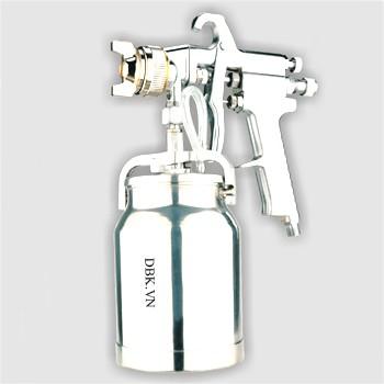 Súng phun sơn áp suất cao 1000cc RONGPENG PQ-2U-A