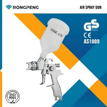 Súng phun sơn áp suất thấp 600cc RONGPENG AS1009