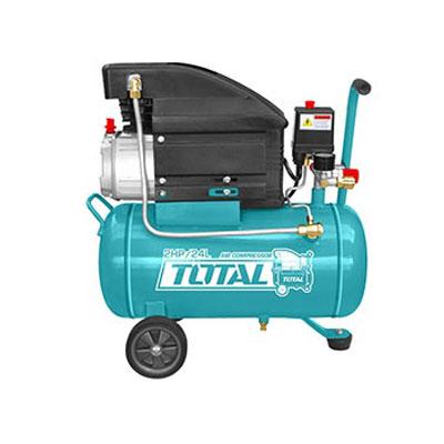 Máy nén khí dung tích 24 lít Total TC120246 2.0HP