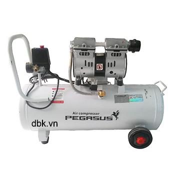 Máy nén khí không dầu, giảm âm PEGASUS TM-OF550-25L