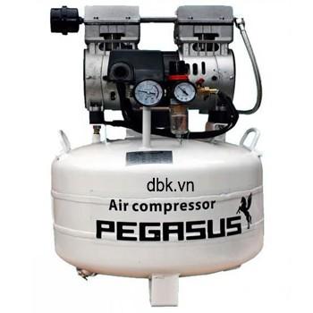 Máy nén khí không dầu, giảm âm PEGASUS TM-OF750-50L