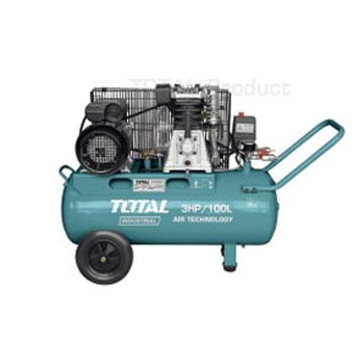 Máy nén khí dung tích 100 lít TOTAL TC1301002 3.0HP