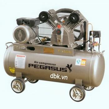Máy nén khí dây đai 380V PEGASUS TM-V-0.25/8-180L