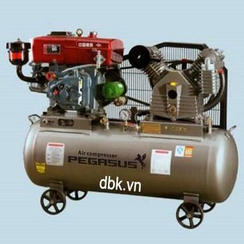 Máy nén khí chạy bằng dầu Diesel PEGASUS TM-W-2.0/12.5-500L