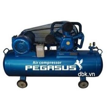 Máy nén khí dây đai 220V PEGASUS TM-W-0.36/8-180L