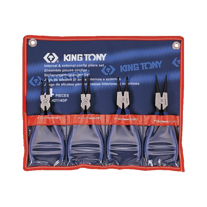 Bộ kìm phe Kingtony   42114GP