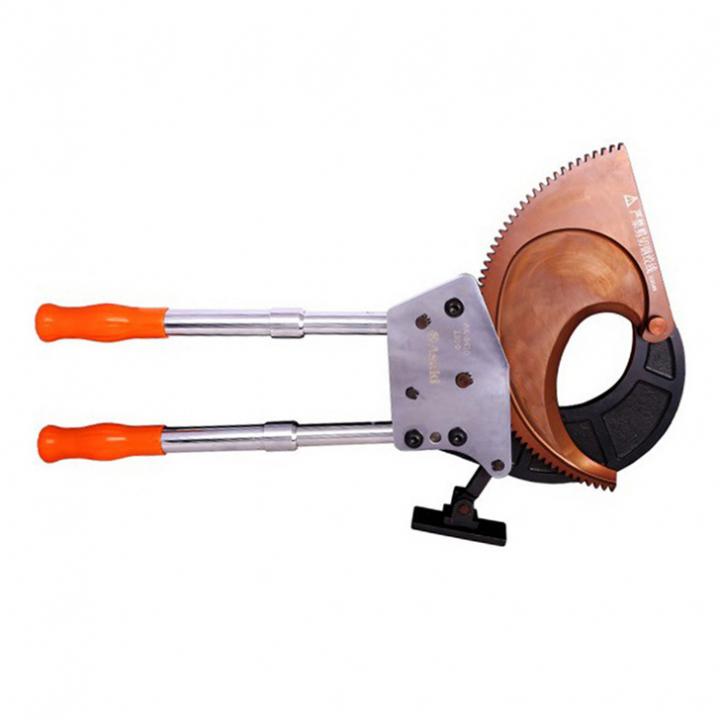 Kềm trợ lực cắt cáp điện cao cấp Asaki AK-8410 Φ130mm