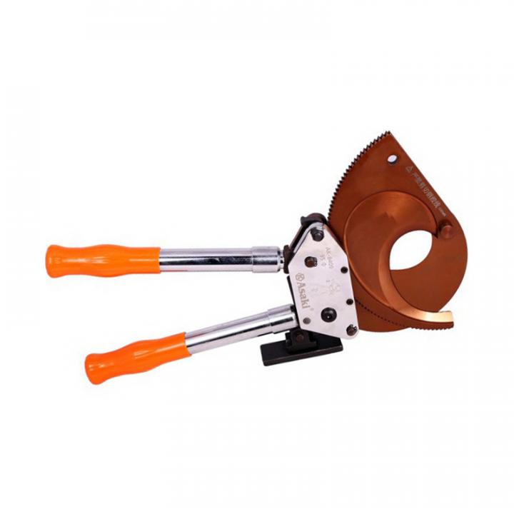 Kềm trợ lực cắt cáp điện cao cấp Asaki AK-8409 Φ95mm