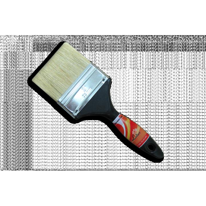 Cọ cán nhựa màu đen Thanh Bình 1LTD6 10.2 cm 12 Cây