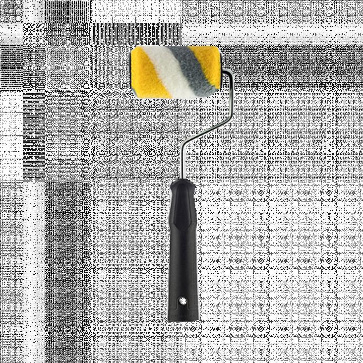 Cọ lăn decor-pro 3 màu Thanh Bình 2DC08 100 mm