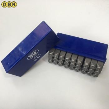 Bộ đóng chữ thép mỹ 10 mm DI CHUANG
